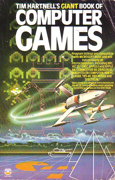 Giant Book of Computer Games cover