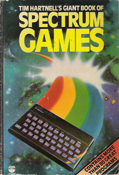Giant Book of Spectrum Games cover