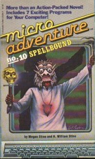 Micro Adventure 10: Spellbound cover