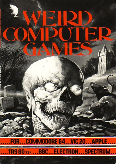 Weird Computer Games cover