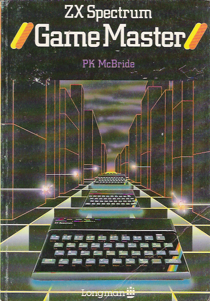 ZX Spectrum Game Master cover